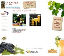 Boutique du vin